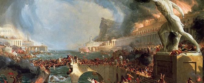 Il suicidio dell'Europa di oggi è come quello dell'Impero Romano
