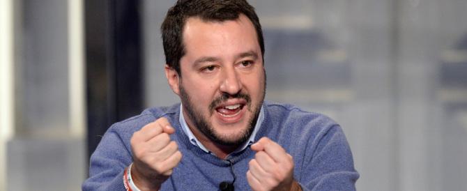 Migranti, Salvini: «Solo la Russia può darci una mano: sbarchi raddoppiati»
