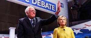 La sinistra radicale recrimina: «L'anti Trump doveva essere Sanders no Hillary»