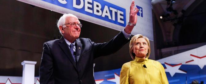 Sanders: «Trump può vincere». È panico tra i democratici Usa