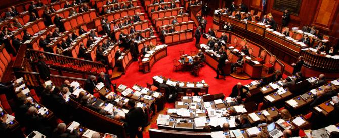 Assemblea costituente? Prima di tutto «cacciamo Renzi da Palazzo Chigi»