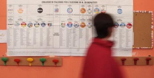 Sondaggi: in calo Renzi. Continua la crescita di Fratelli d'Italia e Forza Italia