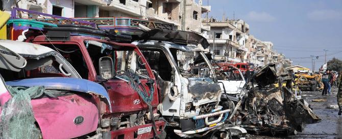 Siria, tutto da rifare: i terroristi dell'Isis e la Turchia violano il cessate il fuoco