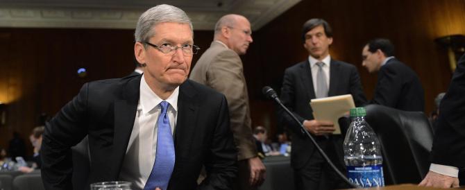 Apple attacca la Casa Bianca: i poteri forti stanno scaricando i democratici?