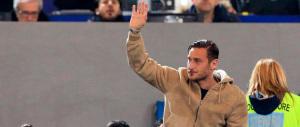 """Totti, """"bandiera"""" strappata. Nello sport (e in politica) si dimentica troppo in fretta"""