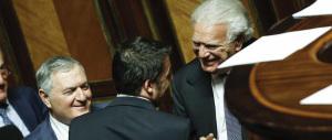 L'avviso di Denis Verdini a Renzi e Gentiloni: sarà lui a staccare la spina