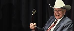 Buffett, il guru della finanza Usa, assicura: l'economia è in ripresa