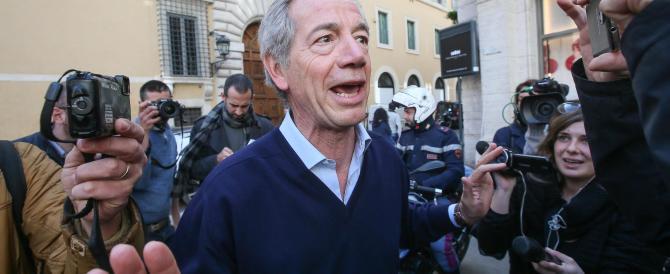 Bertolaso conferma: «Niente ruspe, con i rom serve un patto di legalità»