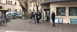 Era diventato il terrore di Bolzano. Arrestato profugo africano (video)