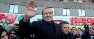 Berlusconi demolisce i Cinquestelle: «Non hanno mai fatto niente di buono»