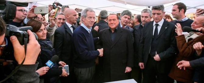 """Berlusconi apre ai moderati ma conferma Bertolaso: """"Andiamo avanti"""""""