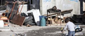 Donna incinta bastonata in un campo rom: arrestati due bosniaci