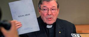 Scandalo pedofilia in Austalia: il  Cardinale Pell sotto torchio per 18 ore