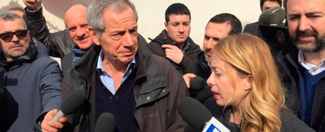 Bertolaso dice no al ticket con la Meloni e sfida ancora una volta Salvini