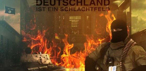 «Ora tocca alla Germania»: sul web minaccioso proclama dell'Isis