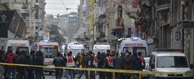 Terrorismo, kamikaze si fa esplodere in centro a Istanbul: 5 morti e 36 feriti