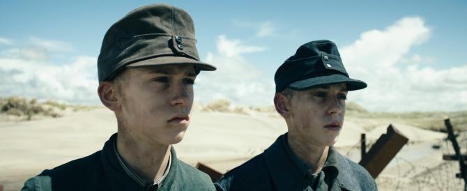 """""""Sotto la sabbia"""", il film che mostra i tedeschi oscurati da Hollywood"""