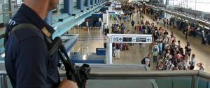 Libanese segnalato dal Portogallo fermato per caso ai gate di Fiumicino