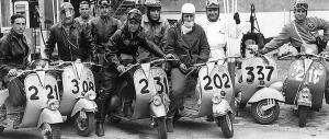 I 70 anni della Vespa, quando la meglio gioventù scoprì le due ruote