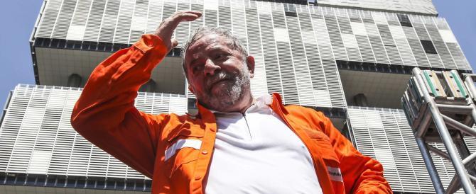 Cade un altro mito della sinistra: Lula incriminato per corruzione