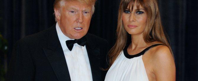"""Presidenziali Usa, se Donald Trump scatena la """"guerra delle mogli""""…"""