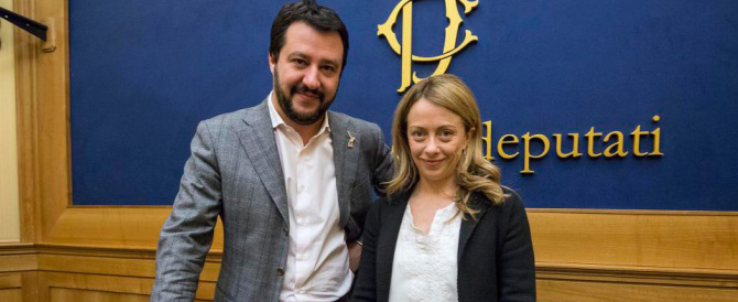 Fratelli d'Italia: noi alleati della Lega ma autonomi rispetto a Salvini