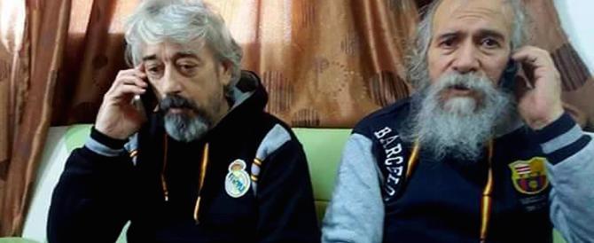 """Libia, i due ostaggi italiani sono liberi. Il figlio di Pollicardo: """"È finita"""""""
