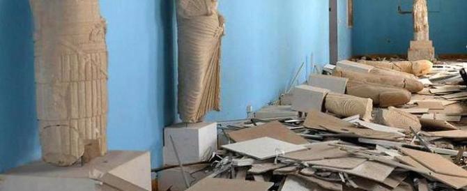 Putin libera Palmira dai tagliagole, ma l'Occidente nasconde la notizia