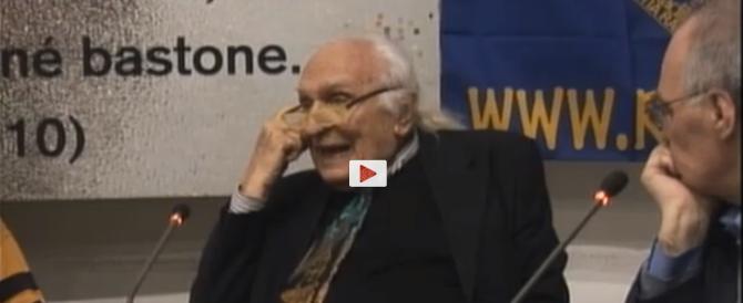 Paura per Pannella: salta la diretta di Radio Radicale (non era mai accaduto)