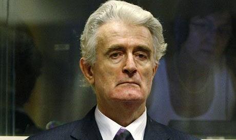 Karadzic condannato a 40 anni. Per i giudici dell'Aja è il boia di Srebenica