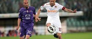 Roma Fiorentina: match al veleno. E venerdì sarà spareggio Champions