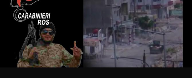 Il jihadista che si credeva De Niro: «Pronto al suicidio per Allah» (VIDEO)