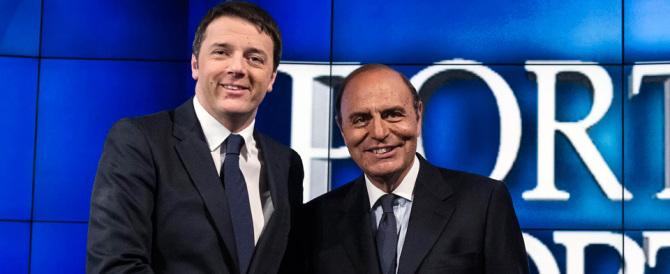 Bruno Vespa: «Renzi è il più cattivo di tutti. Mussolini non era crudele…»