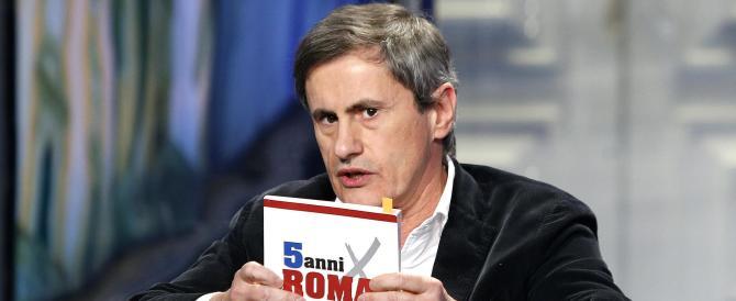 Scintille Alemanno-Meloni. E l'ex sindaco prepara un libro verità