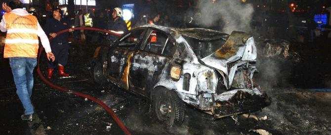 Autobomba ad Ankara: decine di morti, Erdogan impone il silenzio stampa