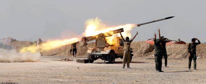 «C'è Gas Mostarda nei proiettili d'artiglieria»: ecco la guerra chimica del Califfo