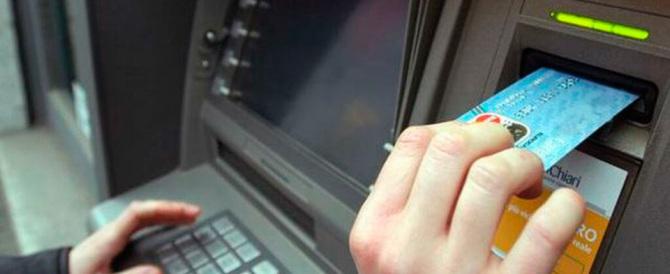In tre mesi otto colpi ai bancomat: in manette una banda di romeni