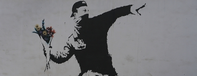 Scoperta l'identità di Banksy. Usando tecniche da anti-terrorismo