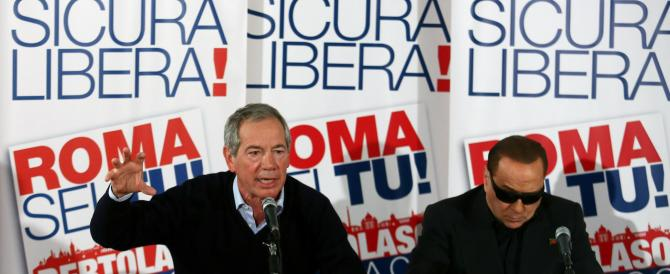 "Berlusconi insiste: ""Bertolaso ha sondaggi favorevoli, andiamo avanti"""