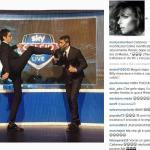 Anche in questo caso, la Colombari ha commentato e ripubblicato. (Foto Instagram)