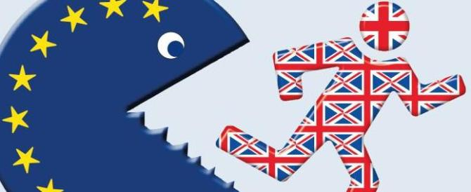 Dopo Brexit, italiani (57%) e francesi (55) vogliono lasciare la Ue