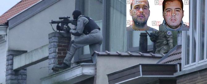 Sparatoria a Bruxelles, arrestati i due terroristi fuggitivi: sono fratelli