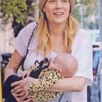 Chiatti e Bocci aspettano il secondo figlio, che nascerà a maggio.  (Foto Instagram)