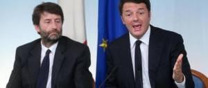 """Cultura in piazza a Roma. """"Renzi non sa tutelare arte e paesaggio"""""""