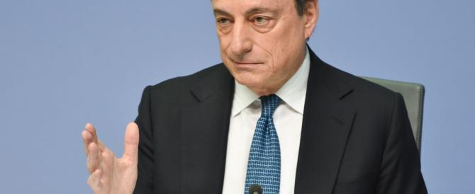Effetto Draghi sulle Borse europee: e anche Wall Street vira in positivo
