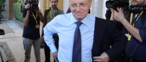 Corruzione, Davigo (Anm): «Dal governo Renzi solo fumo negli occhi»