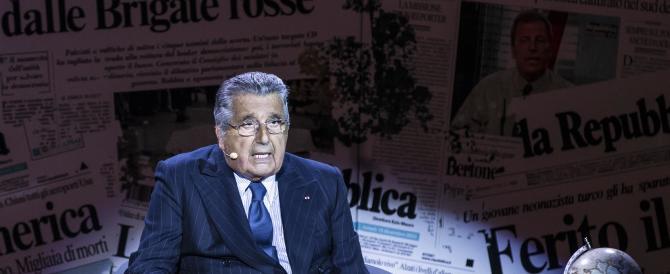 Le mani su 8 milioni tra lettori e utenti web: e se l'avesse fatto Berlusconi?