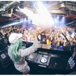 Tiger Lily è una deejay molto nota, di origini australiane. (foto Instagram)