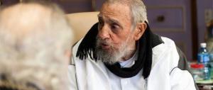 Fidel Castro stronca Obama: «Non abbiamo bisogno dei tuoi regali»