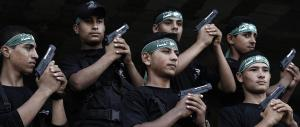 Hamas interrompe il Grande Fratello in tv con il solito messaggio terrorista